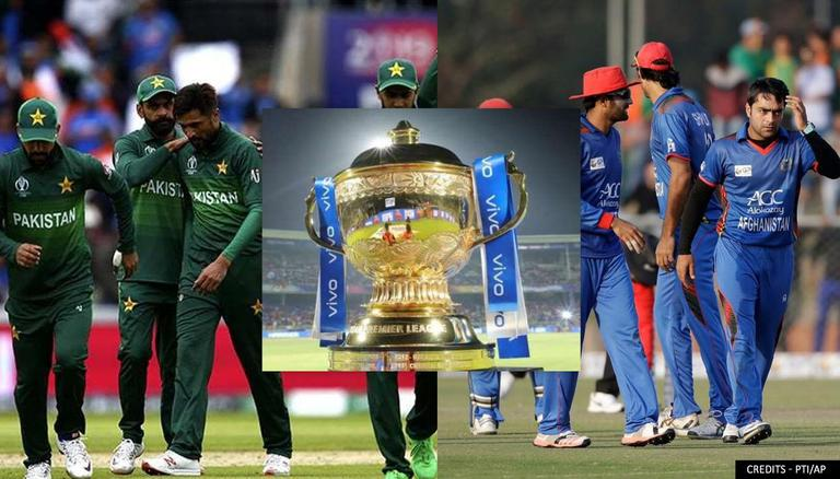 Pakistan, Afghanistan Forced To Move Bilateral Series Out Of UAE Due To IPL  2021