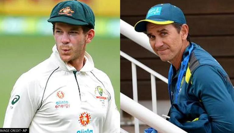 Australian Test Skipper Tim Paine Stands With Coach Langer, Says 'it's Been  A Tough Week'
