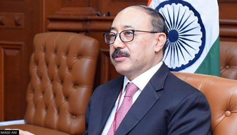 Foreign Secretary Harsh Shringla begins 4-day Sri Lanka tour; to review bilateral projects