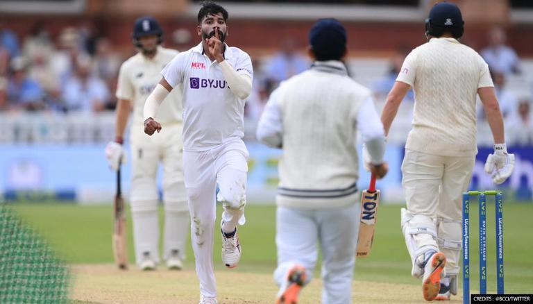 Mohammed Siraj Reveals The Reason Behind His 'finger On Lips' Celebration