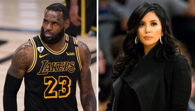 Black Mamba Jerseys Approved: Vanessa Bryant Elated To See Lakers ...