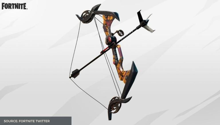 Did Fortnite Get Rid Of The Crossbow Where Is The Grappler Bow In Fortnite Here S How To Get This Exotic Weapon In The Game