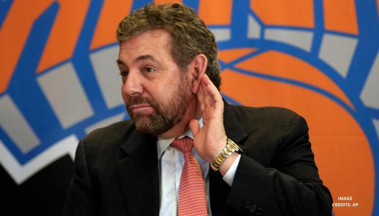 James Dolan net worth, association with New York Knicks and