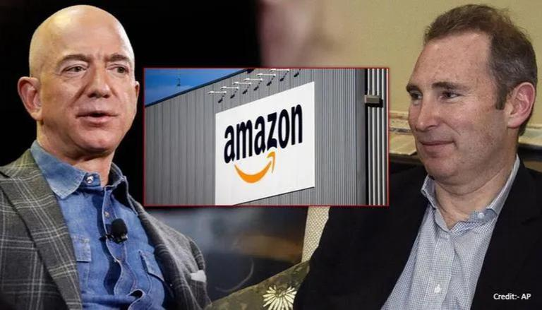 Amazon to grant incoming CEO Andy Jassy stock awards worth more than $200 million