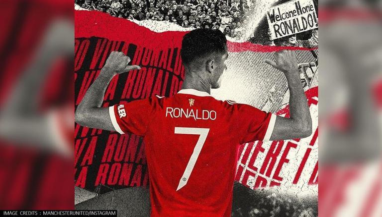 ronaldo jersey