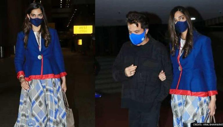 Is Sonam Kapoor Pregnant?' Inquire Netizen Fans Following Video Of Her  Arrival In India