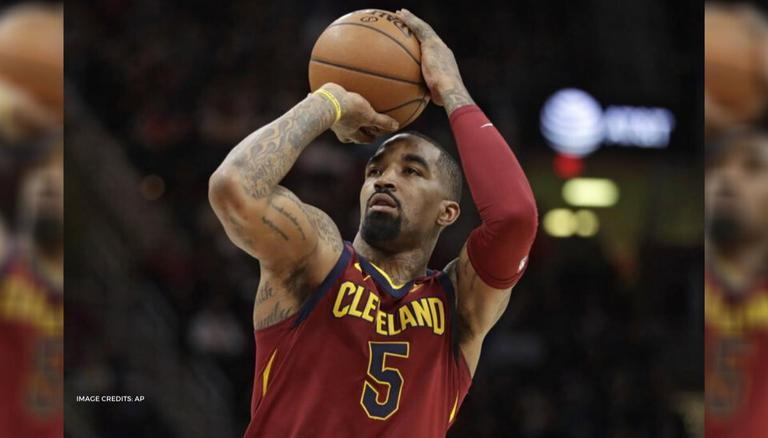 JR Smith Drops Major Hint About Lakers Jersey Number, Fires Back ...