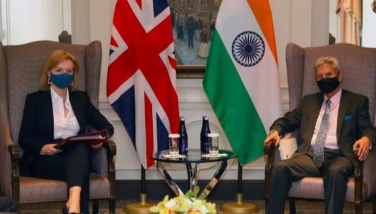 Jaishankar holds bilateral talks with Norway, Iraq, UK counterparts in New York