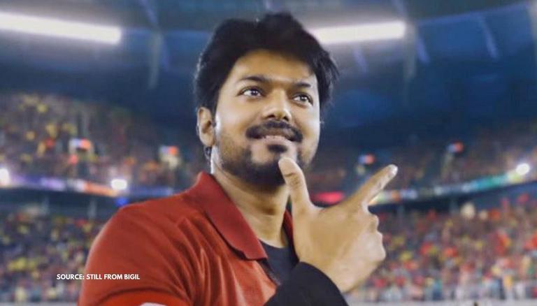 Thalapathy Vijay's fans trend #Bigil on Twitter as it re-runs in Tamil Nadu's theatres