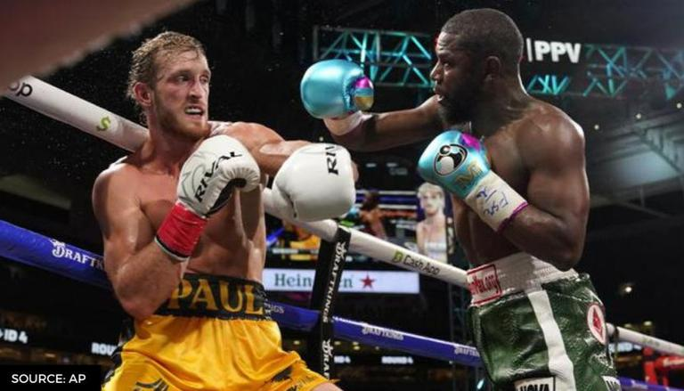 Floyd Mayweather Caught On Camera Calling His Fight With Logan Paul 'Fake'