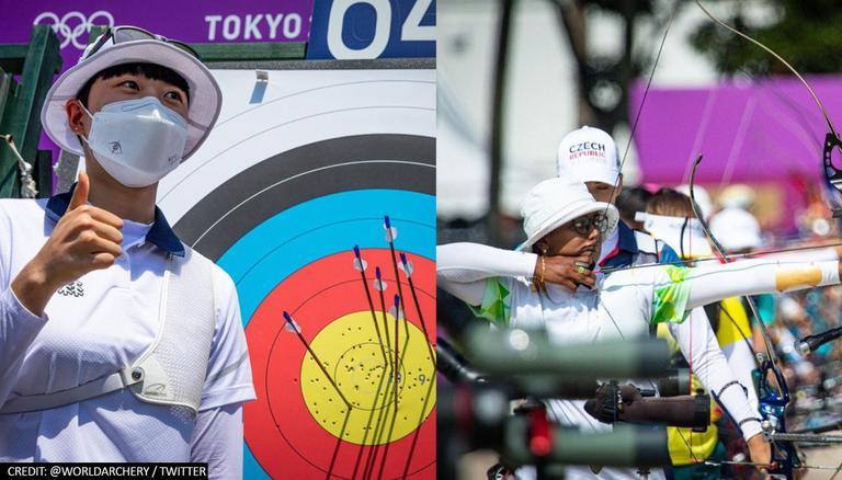 Tokyo Olympics: South Korea's AN San Sets New Olympic Record; Deepika Kumari Finishes 9th
