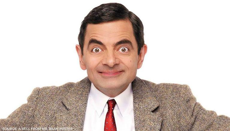 Rowan Atkinson Accuses 'Friends' Of Stealing The Iconic Turkey Head Gag  From 'Mr Bean'