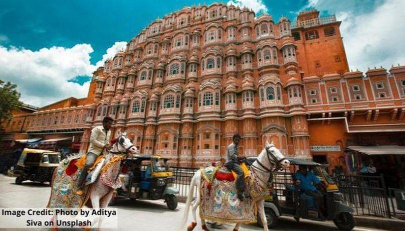 Bollywood's love for jaipur