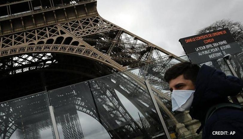 France to extend lockdown amid warnings of 'deepest economic failure'