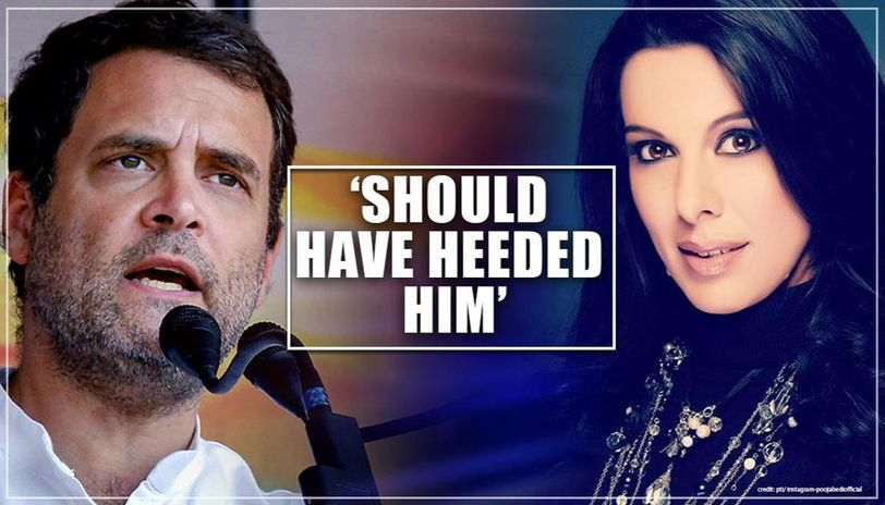 Pooja Bedi: COVID-19 would've been in control had BJP taken Rahul Gandhi's post seriously