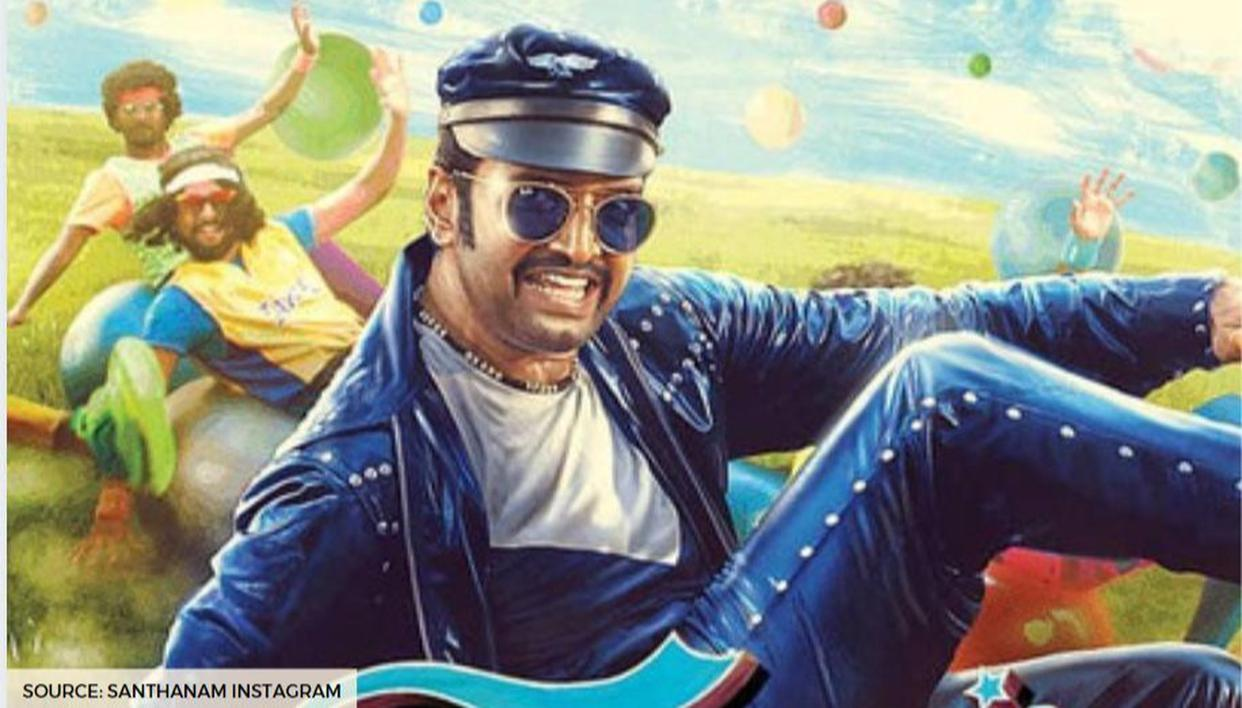 On Santhanam's birthday, check out the list of popular movies featuring the comic star