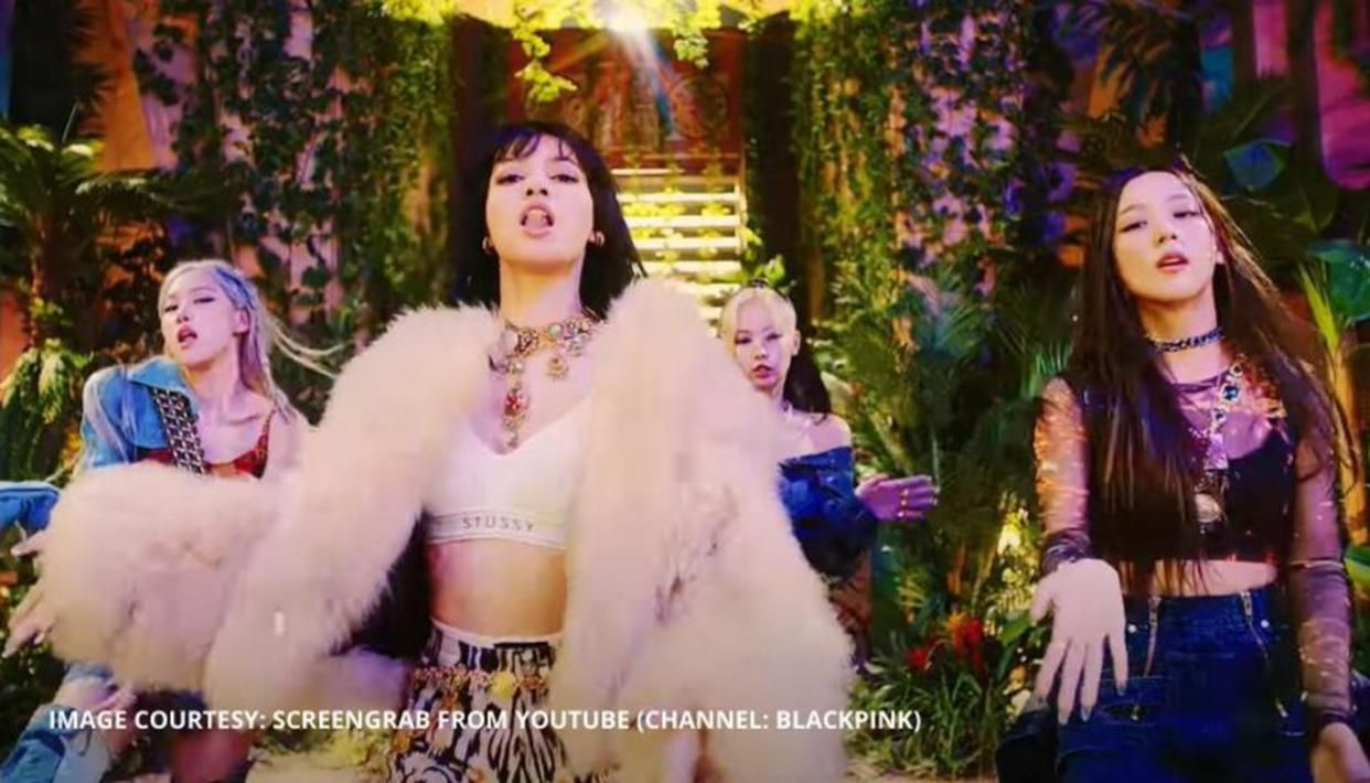 Blackpink S How You Like That Faces Flak For Showing Lord Ganesha Idol As An Aesthetic Republic World