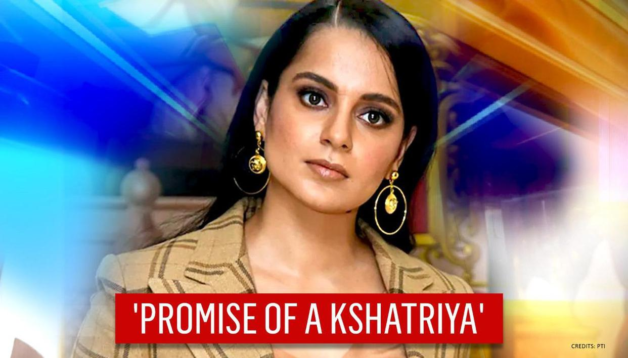 Kangana Ranaut shows Swara proof; will return awards if proved wrong in Sushant case - Republic World - Republic World