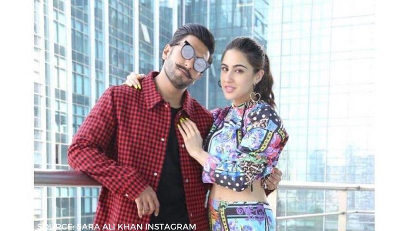 ranveer singh and Sara Ali Khan