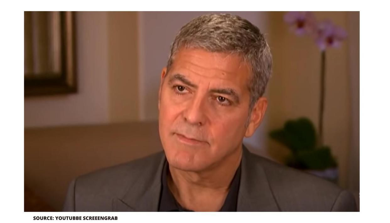 George Clooney calls racism 'America's pandemic'; says 'No vaccine found in 400 years' - Republic World