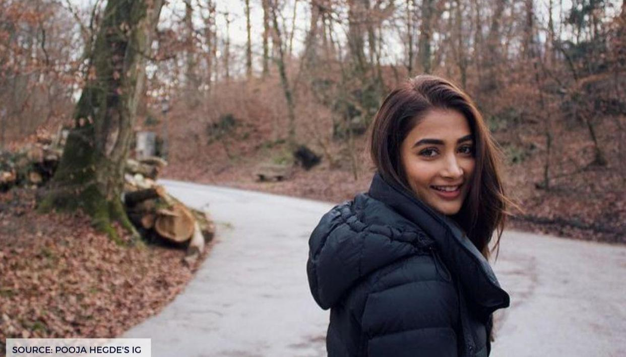 Pooja Hegde shares she's 'working with all the people' she wanted to work with