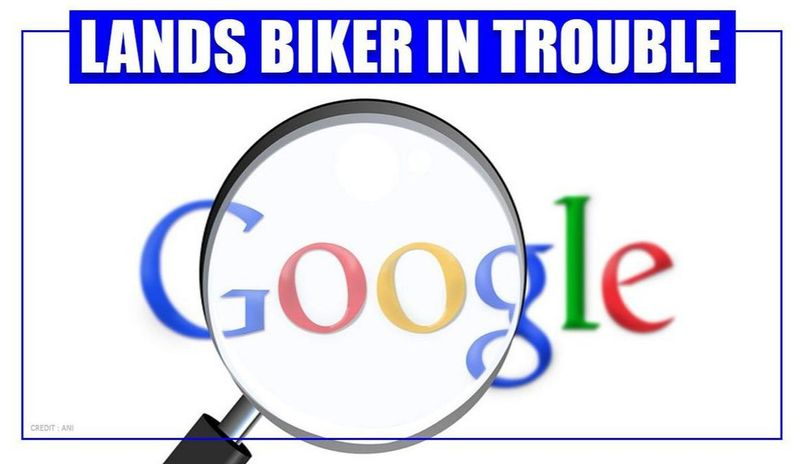 Google app's location data turns biker into a suspect in a burglary