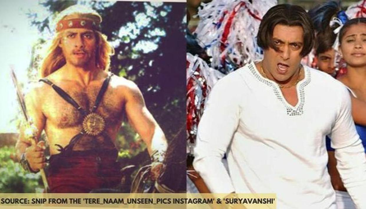Salman Khan's hairstyles in movies that became hugely popular with fans - Republic World