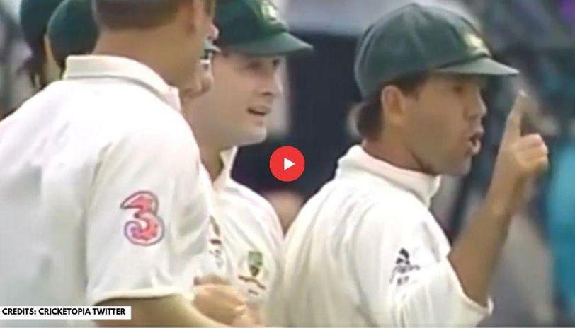 Ricky Ponting Sydney Test 2008