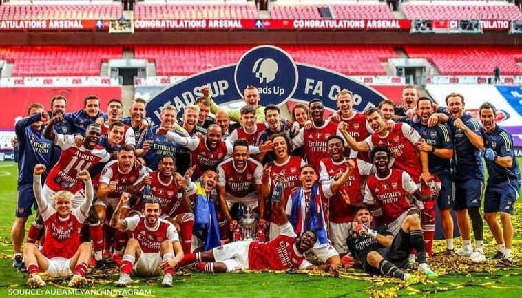 Arsenal 2020 review: Mikel Arteta's topsy-turvy first year ...