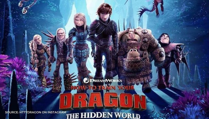 How To Train Your Dragon Author Cressida Cowell Reveals She Thought Dragons Existed