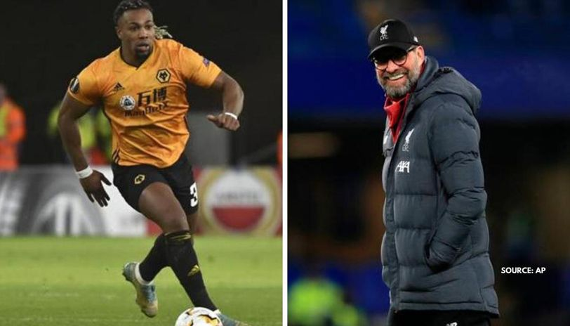 Jurgen Klopp Personally Contacts Adama Traore Liverpool Wolves In Advanced Talks Report Republic World