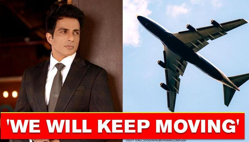 Sonu Sood arranges fifth flight from the Philippines, says 'Time to drink tea with family'