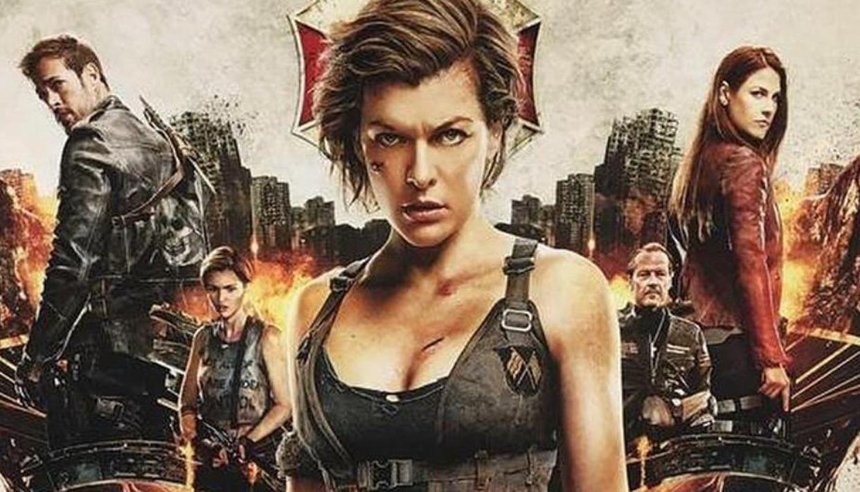 Resident Evil Reboot Cast Take A Look At All The Actors Who Will Be Seen In The Film