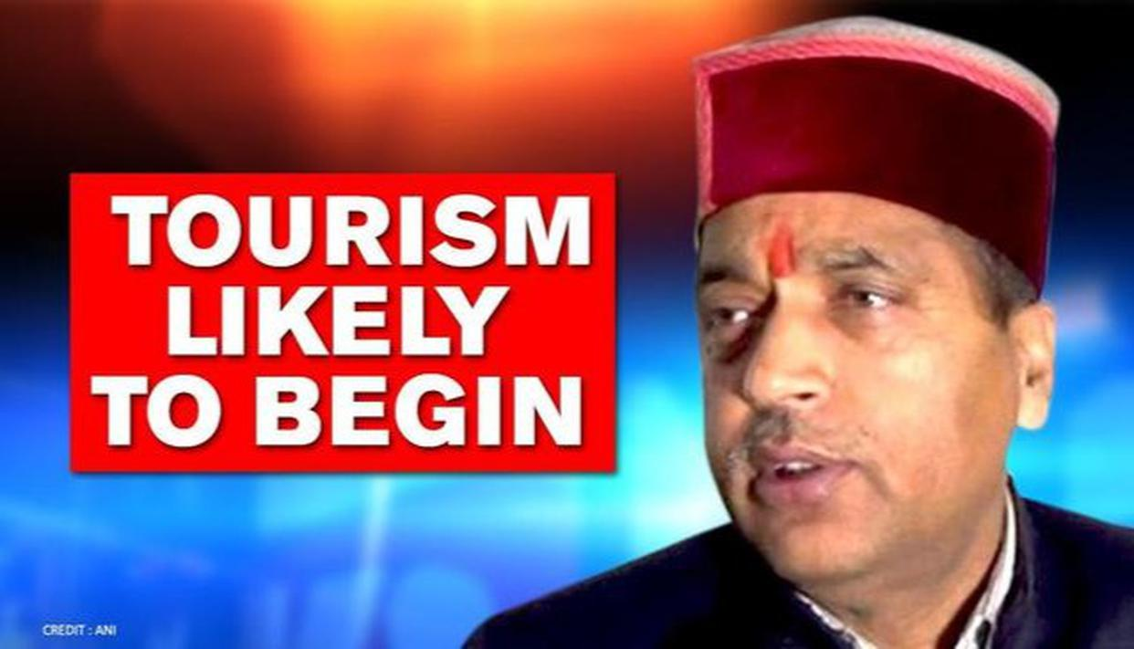 Tourism likely to commence in a week, SOPs being readied: Himachal Pradesh CM - Republic World