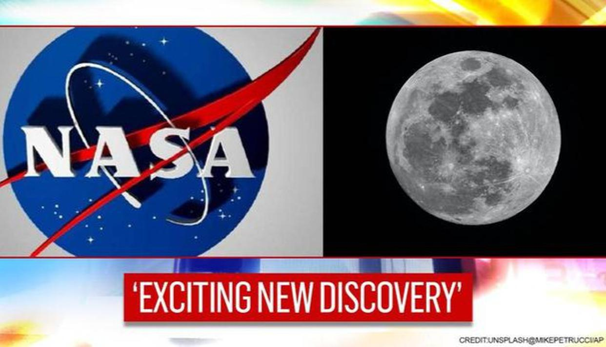 Nasa to announce 'exciting new discovery' about moon on October 26 via teleconference - Republic World