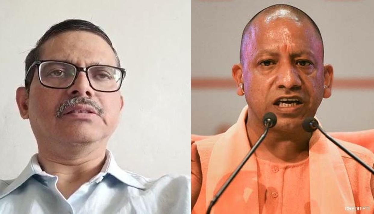 पूर्व IPS अधिकारी अमिताभ ठाकुर राजनीति में करेंगे एंट्री; CM योगी के खिलाफ  लड़ेंगे विधानसभा चुनाव - Republic Bharat