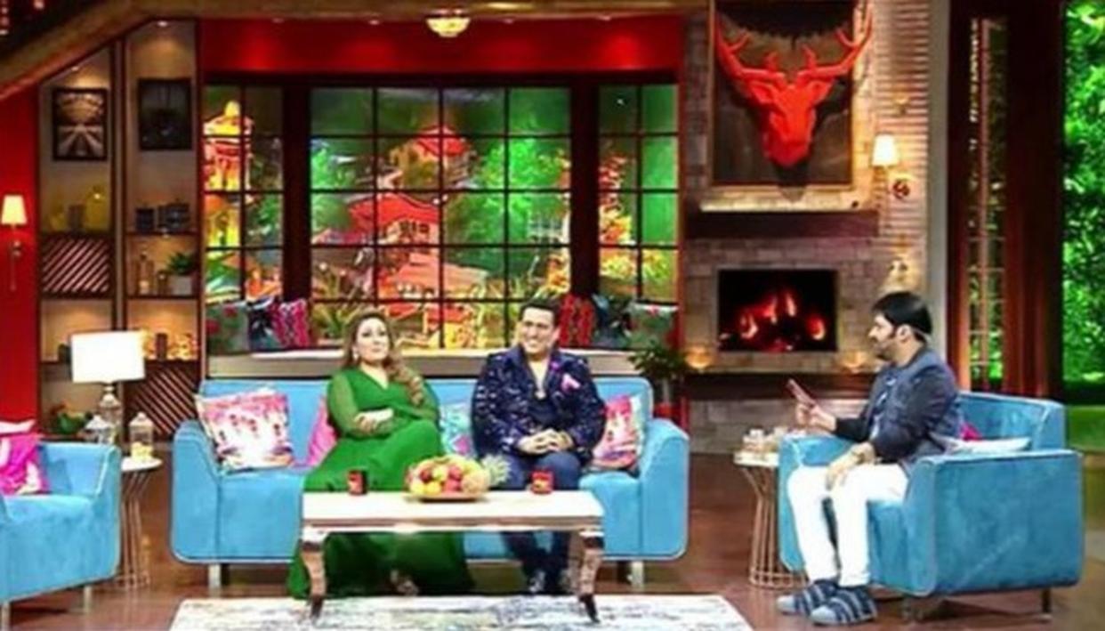 The Kapil Sharma Show: Govindas wife Sunita Ahuja told