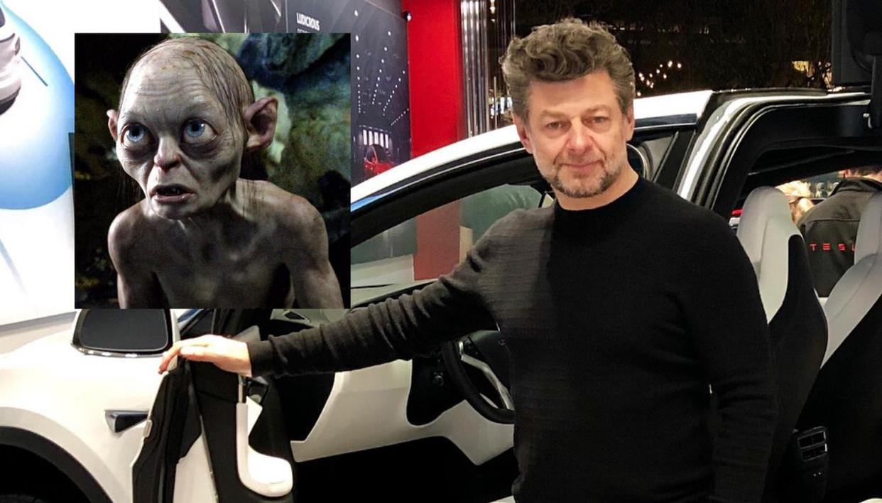 Andy Serkis to narrate 'The Hobbit' audiobook, fans say they 'Need this precious' - Republic World