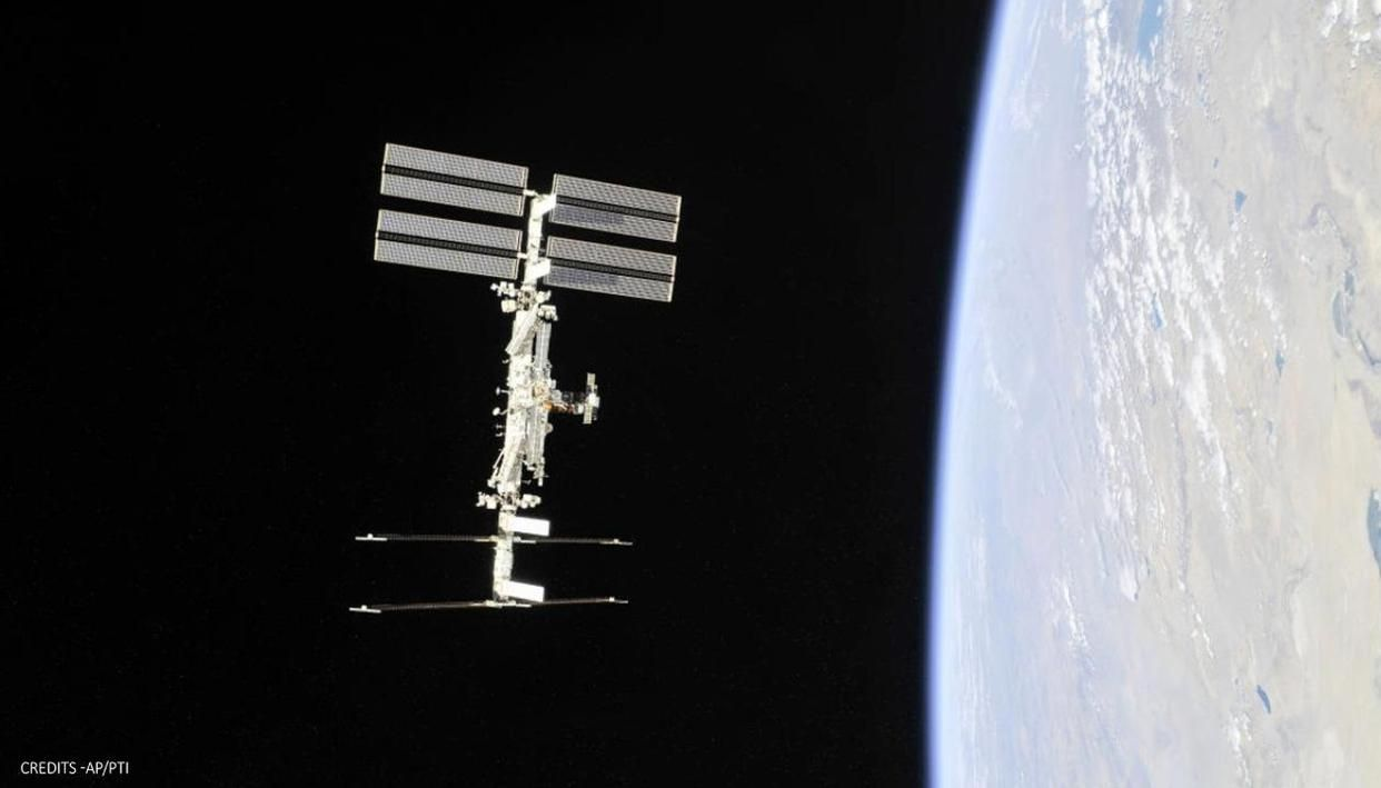 ISS releases 2.6 tonnes of used batteries into Earth's orbit, saying satellites are not at risk