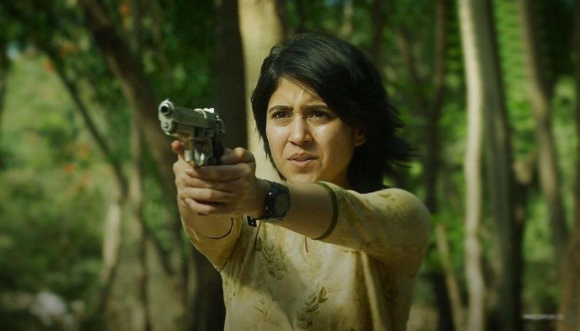 Shweta Tripathi shares BTS 'prep time' pic from 'Mirzapur 2,' reveals trailer release time