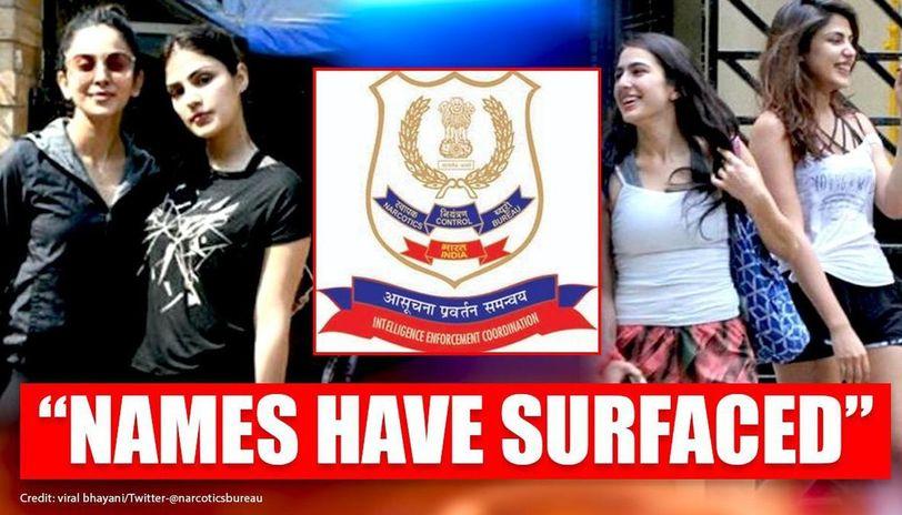 Names of Sara Ali Khan, Rakul Preet have surfaced in probe; no summons yet, state NCB