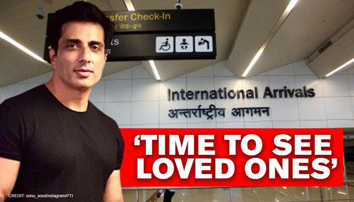 Sonu Sood arranges flight to get 'friends from Philippines back home' amid COVID-19 - Republic World