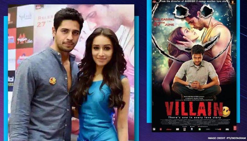 Sidharth Malhotra & Shraddha Kapoor recall shooting days on 6 years of 'Ek Villain'. Read