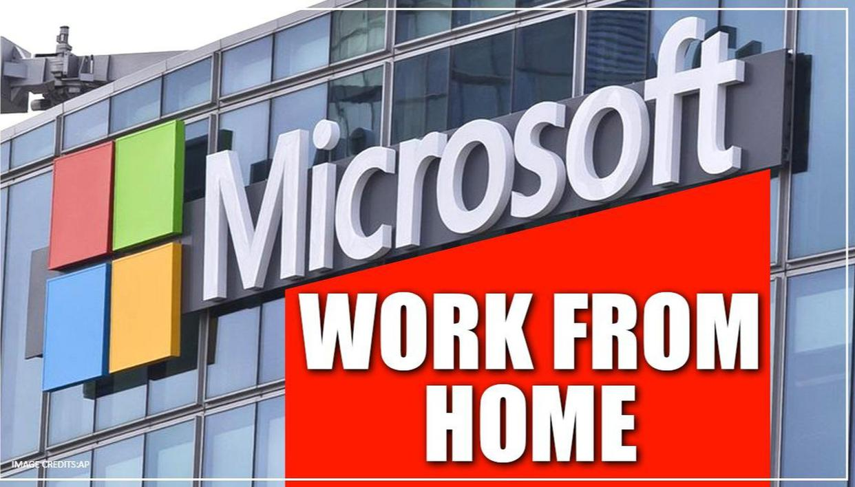 Microsoft asks employees in Seattle area, Silicon Valley to work from home
