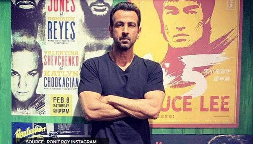 Ronit Roy feels ecstatic as his face mask tutorial video receives one million views