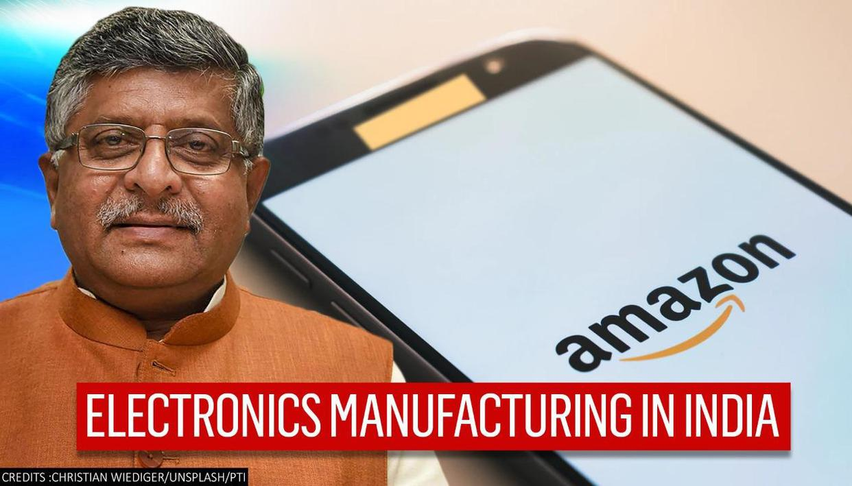 In big Atmanirbhar Bharat push, Amazon to begin Electronic Devices manufacturing in India - Republic TV