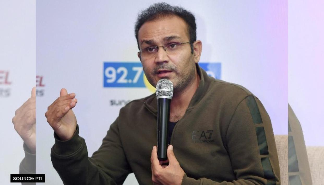 Virender Sehwag Shuns Funny Side On <b>Instagram</b> To Post Important <b>Social</b> Message: WATCH thumbnail