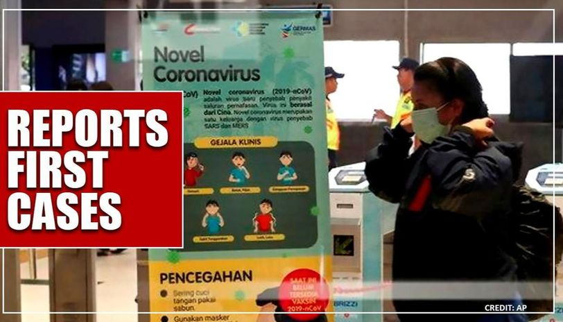 Indonesia confirms first two cases of coronavirus as global toll passes 88,000