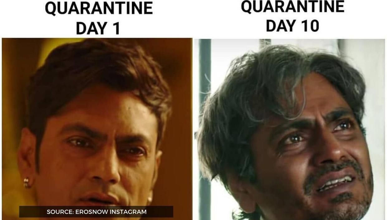 Bollywood quarantine memes to uplift your mood during the ...