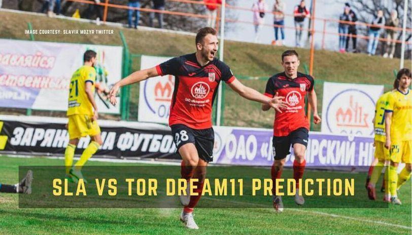 sla vs tor dream11